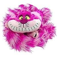 マフラー チェシャ猫 ぬいぐるみ付き ボア ディズニー 不思議の国のアリス 笑う ネコ