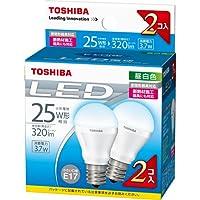 東芝LED電球 ミニクリプトン形廉価版 2P LDA4N-H-E17/S-2P