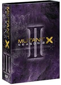 ミュータントX シーズン2 DVD The COMPLETE BOX II