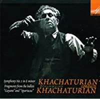 Khachaturian Conducts Khachaturian: Symphony No. 2 / Fragments from Gayane and Spartacus (2012-06-12)