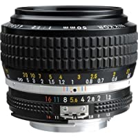 Nikon AI-S FX NIKKOR 50mm f/1.2 Fixed Zoom Manual Focus Lens for Nikon DSLR Cameras [並行輸入品]