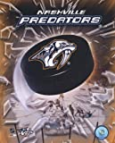 Nashville Predators NHL HockeyロゴPuckフォト
