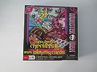 Monster High ghoul-moku Checker & Mini Playing Cards