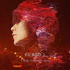 P.S. RED I♪TK from 凛として時雨のCDジャケット