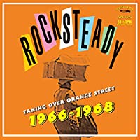 Rocksteady Taking Over Orange Street [Analog]