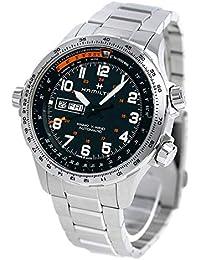 [ハミルトン]HAMILTON 腕時計 カーキ アヴィエーション X-ウィンド 45mm 自動巻き H77755133 メンズ [並行輸入品]