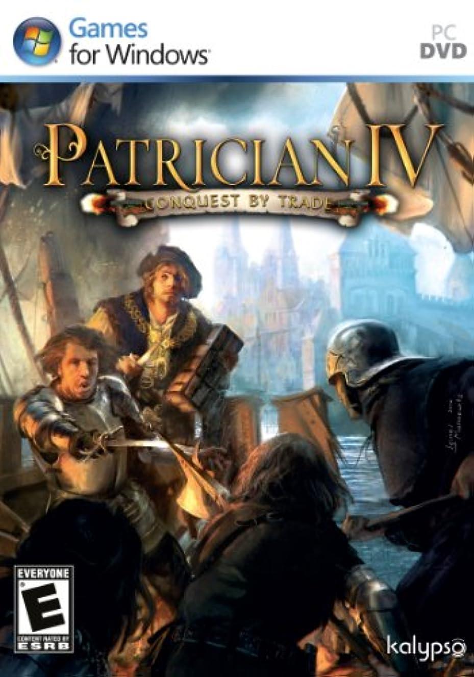 タール一定ヒューマニスティックPatrician IV: Conquest by Trade (輸入版)