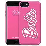 【iPhone 6 6S / アイフォン 6 6S 対応 ケース】 Barbie Bumper バービー ダブル バンパー ケース スマホ カバー CoreBarbie / コア バービー