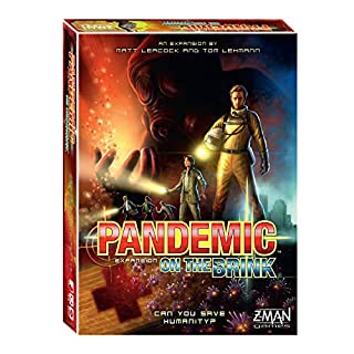 Pandemic on The Brink Expansion Board Game 2nd Edition (B00CAG5LJ2) | Amazon Products