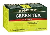 Bigelow Tea Grnマンゴー20bg