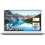 Dell モバイルノートパソコン Inspiron 13 7391 Core i7 Office シルバー 20Q32HB/Win10/13.3FHD/8GB/512GB SSD/MX250