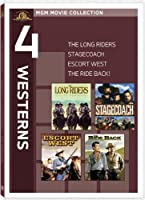 Long Riders & Stagecoach & Escort West & Ride Back [DVD] [Import]