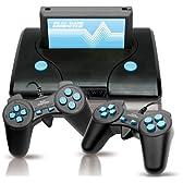 ファミコン互換機■FC互換機 プレイコンピューターW ブラック■GAME30種内蔵■コントローラ2個付