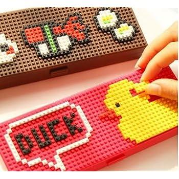 レゴペンケース レゴで遊べる多機能ペンケース