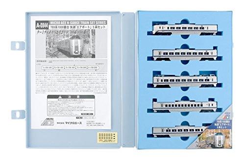 Nゲージ A0844 789系 1000番台 快速「エアポート」5両セット