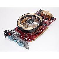 Asus eah3850スマートOC / HTDI / 1g / A ATI Radeon HD 38501GB 256- bit gddr2PCI - E 2.0x16HDCPデュアルリンクCrossFireXビデオカードW / 2dvi、HDTV