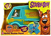 Scooby Doo Mystery Machine Playset [Includes Fred] [並行輸入品]