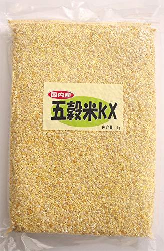 国産五穀米KX