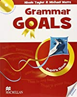 Grammar Goals Level 1 Pupil's Book Pack by Nicole Taylor(2014-03-21)