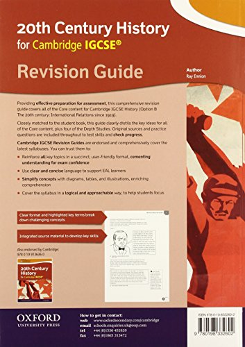 igcse history revision charts The cambridge igcse history syllabus looks at some of the major international issues of the nineteenth and twentieth centuries, as well as covering the history of particular regions in more depth.