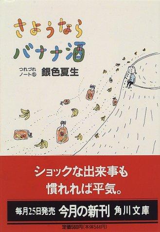 さようならバナナ酒―つれづれノート〈5〉 (角川文庫)の詳細を見る