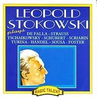 Plays De Falla,R.Strauss