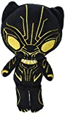 Funko Hero Plushie :ブラックpanther-goldグローCollectible Plush