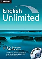 English Unlimited Elementary Coursebook with e-Portfolio