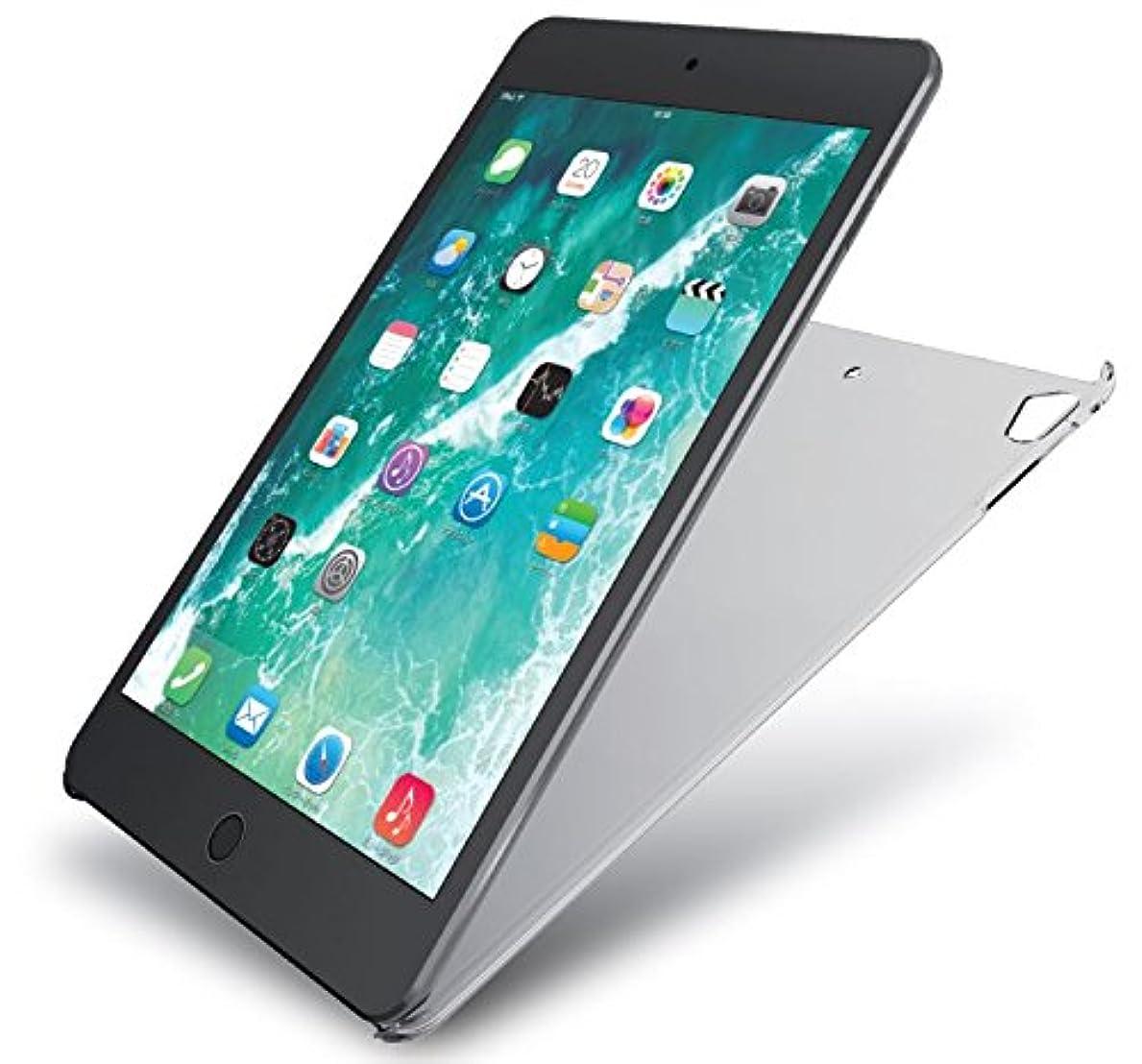 カレンダー安心意欲エレコム iPad mini4 シェルカバー クリア TB-A17SPVCR
