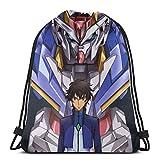 令和 新しい年号 Gundam 機動戦士ガンダム ナップサック ジムサック スポーツバック ライトバック バッグ 通勤 通学 巾着袋 防水仕様 アウトドア 軽量 男女兼用 令和グッズ