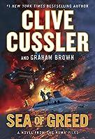 Sea of Greed: A Novel from the Numa Files (Wheeler Publishing Large Print Hardcover)