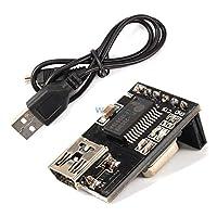 Ftdi基本ブレイクアウトusbttl 6pin 5ボルトモジュール用fio/プロ/rgb/lilypadプログラムダウンローダのためのarduino mwc multiwiiミニusb