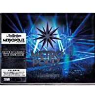 """■DVD三代目 J Soul Brothers from EXILE TRIBE LIVE TOUR 2016-2017 """"METROPOLIZ 初回生産限定盤■"""