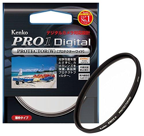 Kenko 46mm レンズフィルター PRO1D プロテクター (W) レンズ保護用 324653