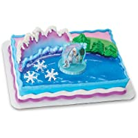 Disney Frozen Party Cake Topper ディズニーアナと雪の女王パーティーケーキトッパー♪ハロウィン♪クリスマス♪