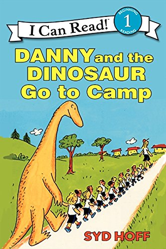 Danny and the Dinosaur Go to Camp (I Can Read Level 1)の詳細を見る