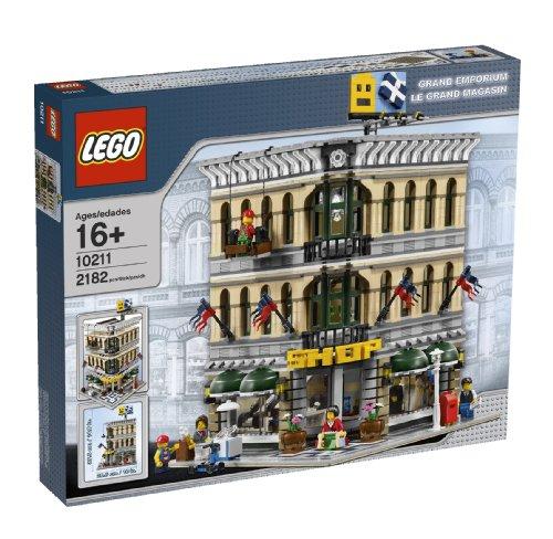 レゴ クリエイター グランドデパートメント 10211