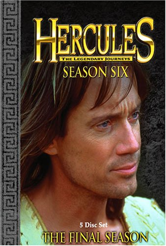 Hercules: Legendary Journeys - Season 6 - Final [DVD]