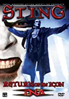 Tna Wrestling: Sting Return of an Icon [DVD] [Import]