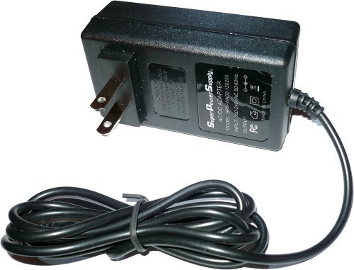 Super Power Supply? AC / DC Adapter Charger Cord for Cradlepoint Ctr35 Cbr400 Cbr450 Mbr90 Mbr95 Mbr900 Mbr800 Mbr1000 Mbr1200 Mbr1400 Cba750 Router Wall Barrel Plug [並行輸入品]