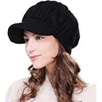(シッギ) Siggi 帽子 ニットキャスケット 男女兼用 秋冬 ミックスウール フリーサイズ 防寒 自転車 55-59cm