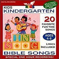 Kindergarten Bible Songs: Wonder Kids