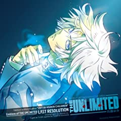 Emblem of THE UNLIMITED「LΛST RESOLUTION (English ver.)」のジャケット画像