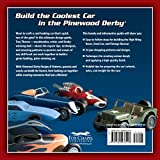 Pinewood Derby Designs & Patterns: The Ultimate Guide to Creating the Coolest Car 画像