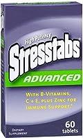 Stresstabs Advanced Tablets 60 Tablets (Pack of 2)