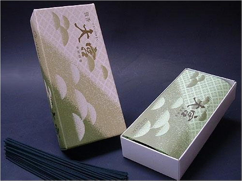 ポインタポインタ豆腐玉初堂のお線香 佳香大宮 小バラ詰 #228