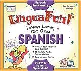 Linguafun!: Spanish Language Learning Card Games (Linguafun! CD and Card Games)