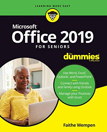 Download Office 2019 For Seniors For Dummies (For Dummies (Computer/Tech)) 1119517974