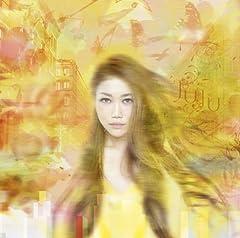 JUJU「ガーベラの花」の歌詞を収録したCDジャケット画像