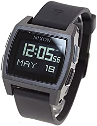 [ニクソン]NIXON BASE TIDE: ALL BLACK NA1104001-00  【正規輸入品】